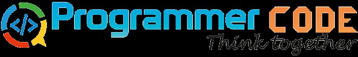 ProgrammerCode.in Logo