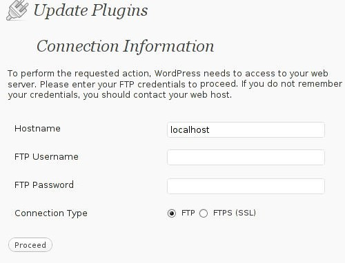 How to Update WordPress Automatically Without Using FTP